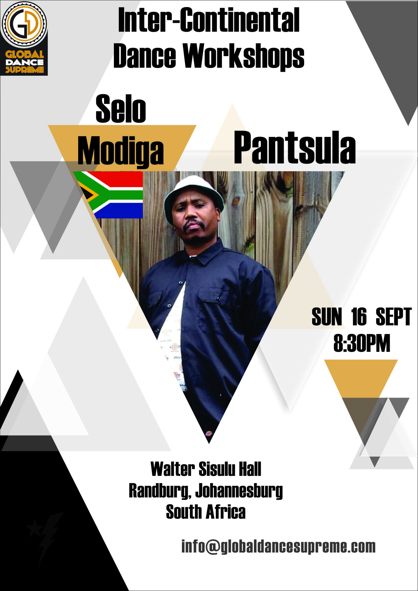 Master of Pantsula - South Africa